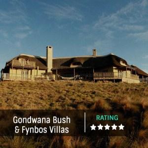 Gondwana Bush and Fynbos Villas Feature Image
