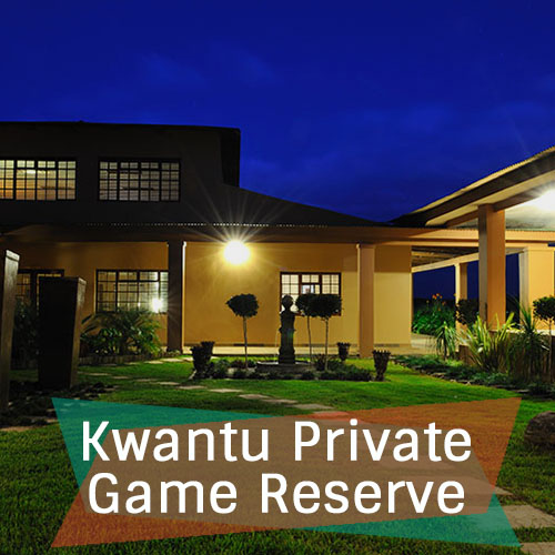 Kwantu Private Game Reserve Feature Image