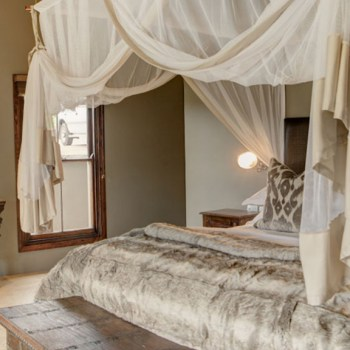 Botlierskop Luxury Bush Villas Bedroom