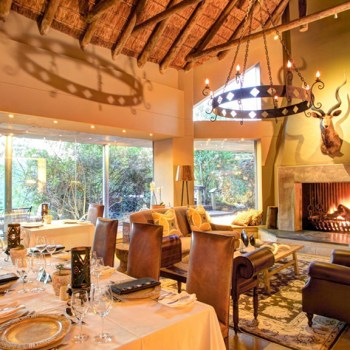 Botlierskop Village Lodge Lounge and Dinning