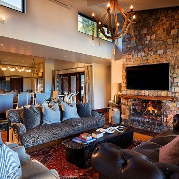 Fort House Guest Lounge