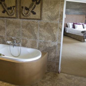 Gondwana Bush And Fynbos Villas Bath and Bedroom