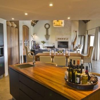 Gondwana Bush And Fynbos Villas Kitchen