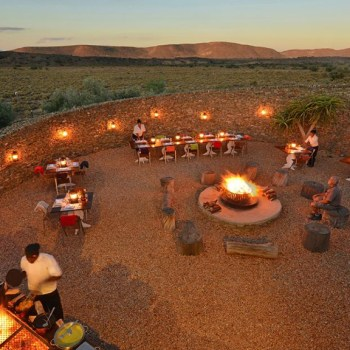 Gondwana Family Lodge Boma