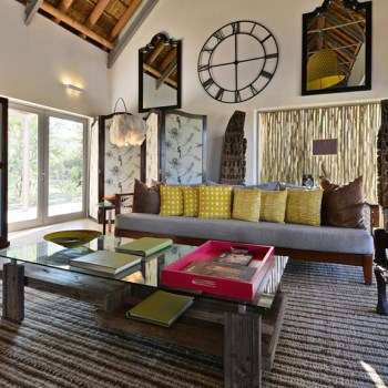 Gondwana Family Lodge Lounge