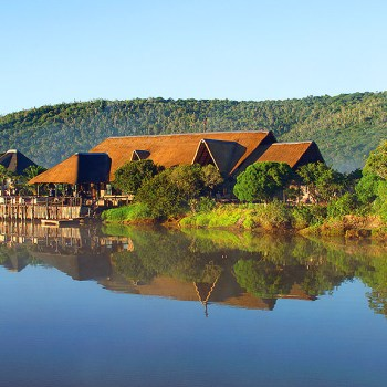 Kariega River Lodge Lodge Exterior View