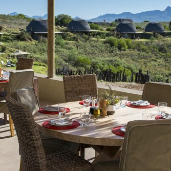 Kwena Lodge Restaurant