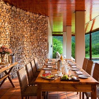 Melton Manor Dining Area
