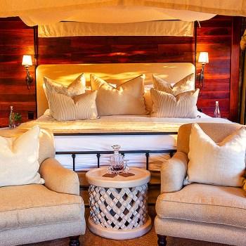 Tree Top Safari Lodge Room Interior