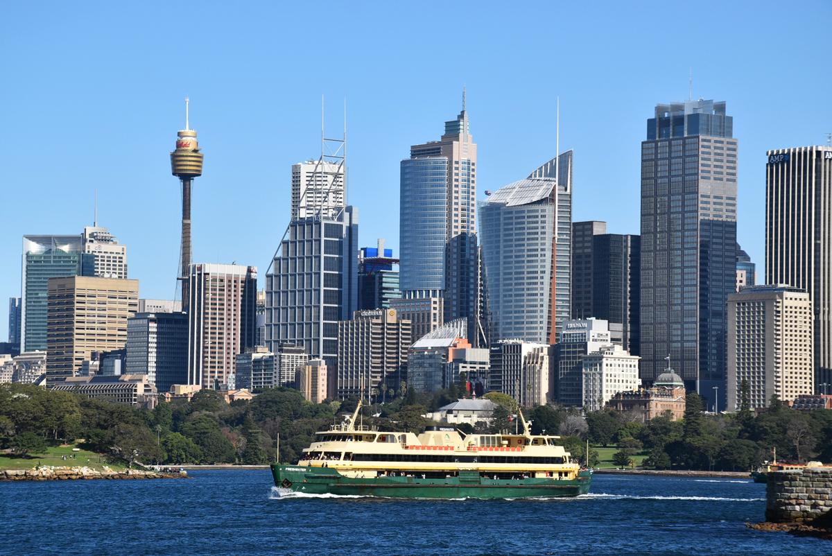 Sydney skyline // Australia