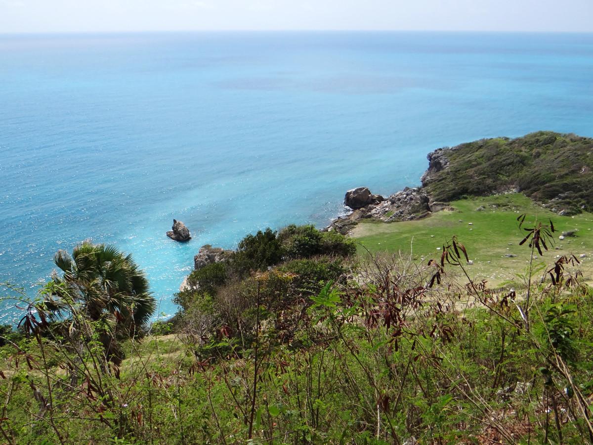 Pedernales coastline // Dominican Republic