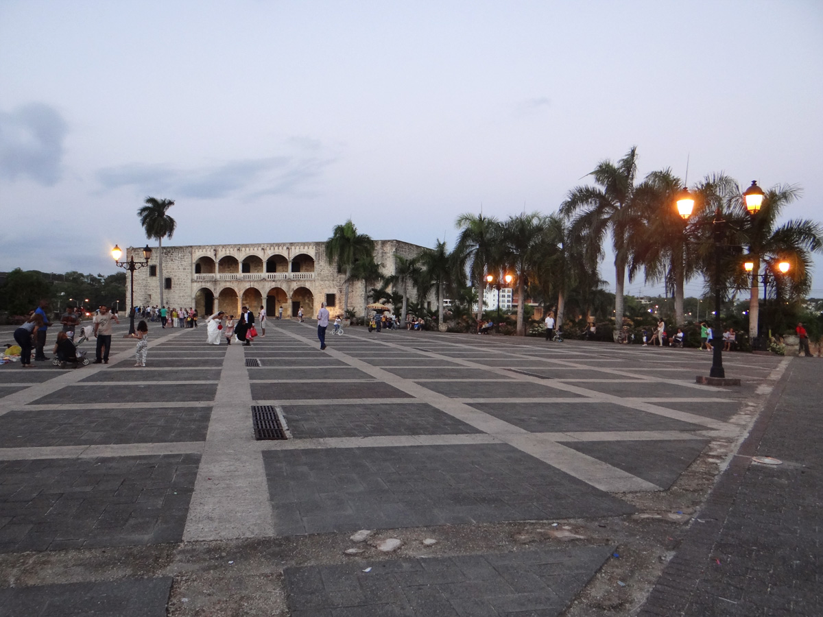 Santo Domingo Plaza de España // Dominican Republic