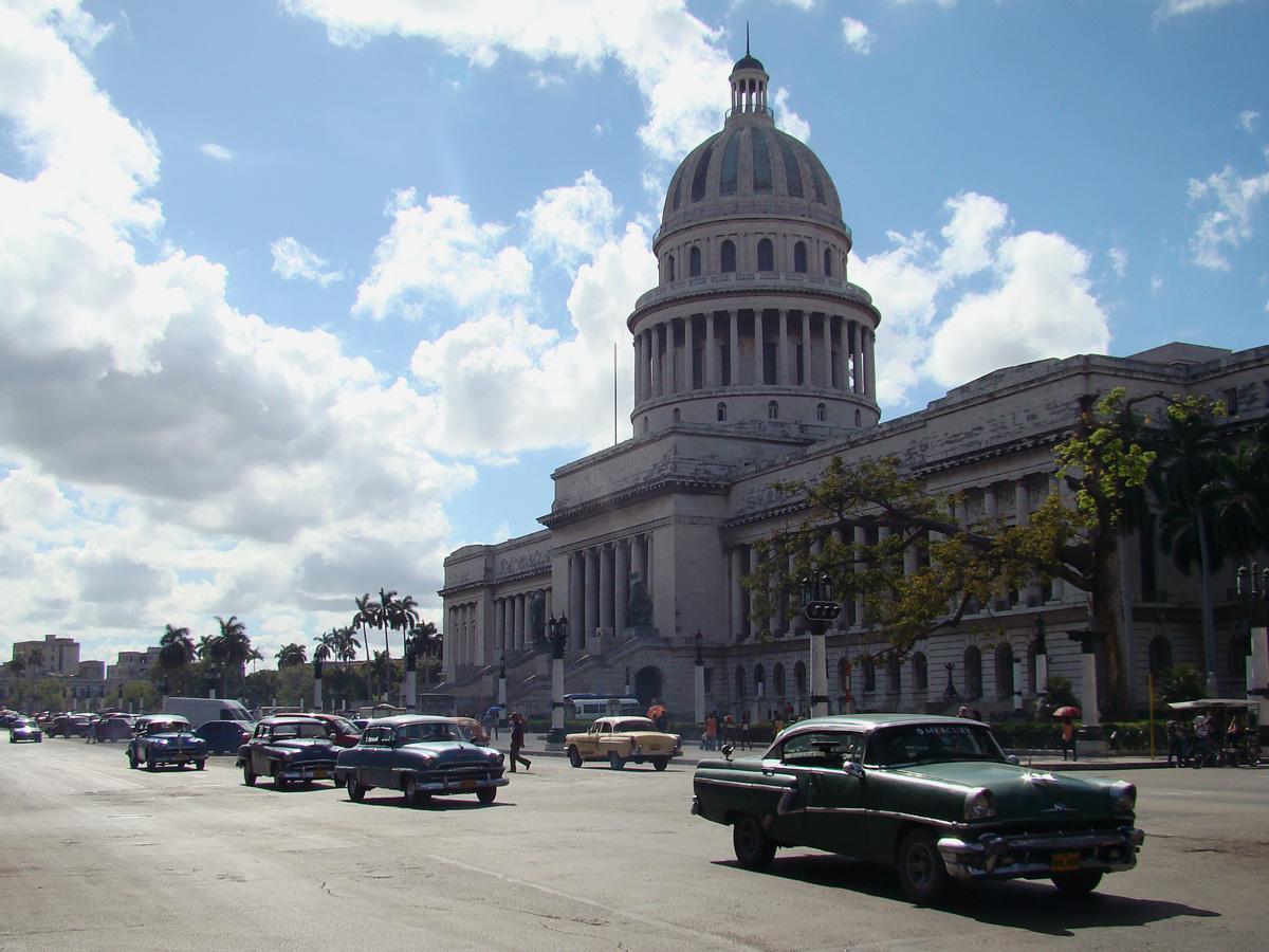 El Capitolio Havana // Cuba