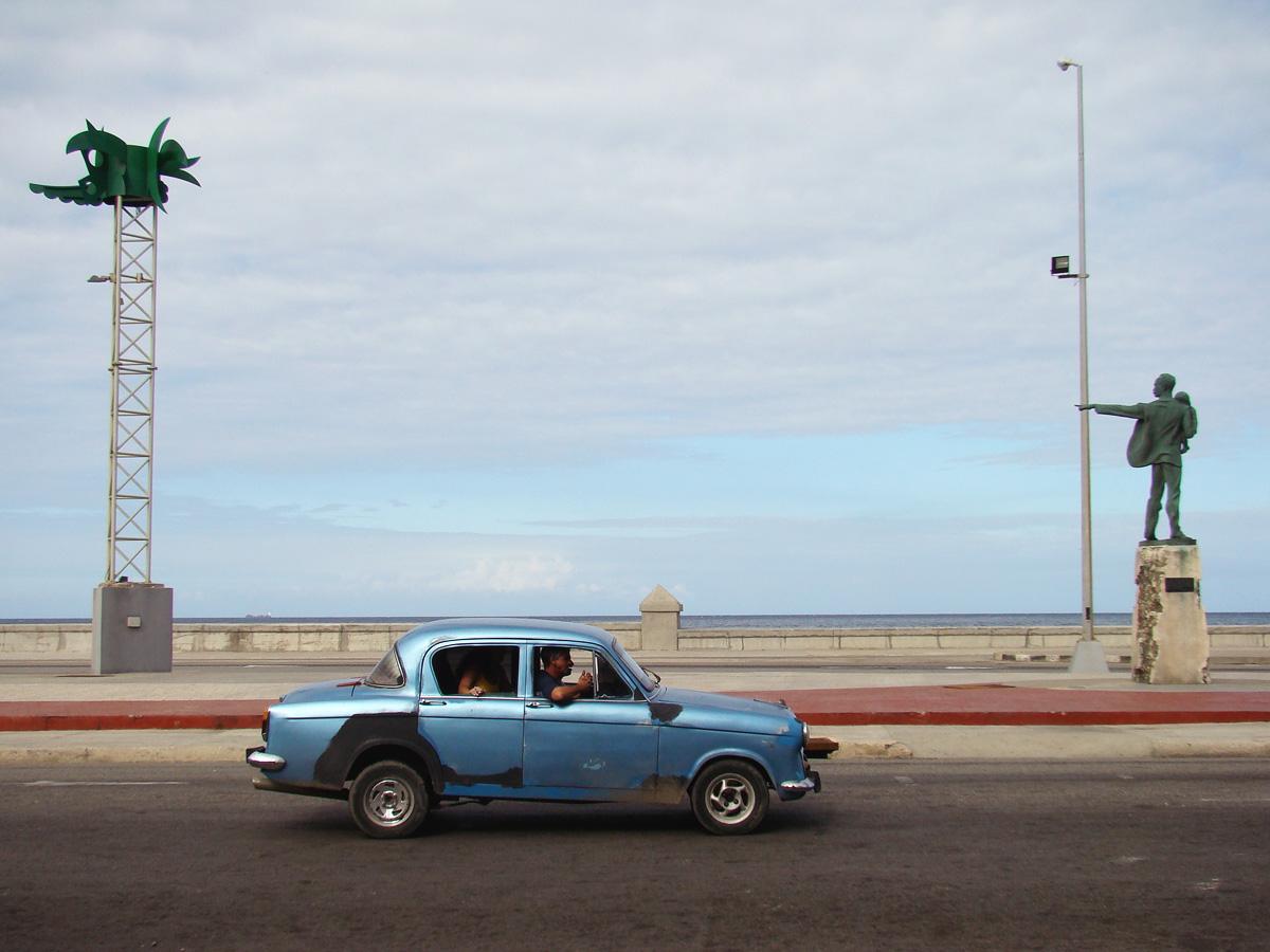 Malecon Havana // Cuba
