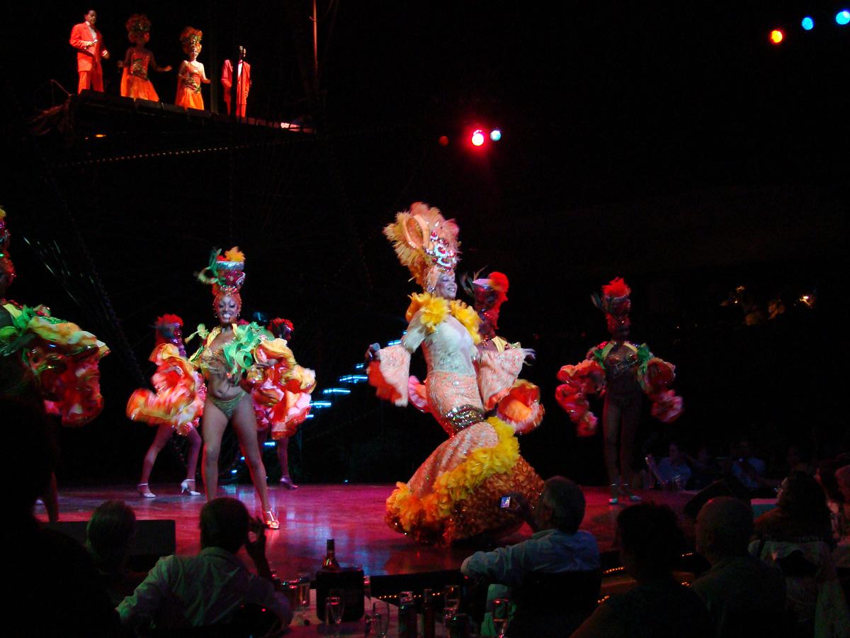 Tropicana cabaret Havana // Cuba