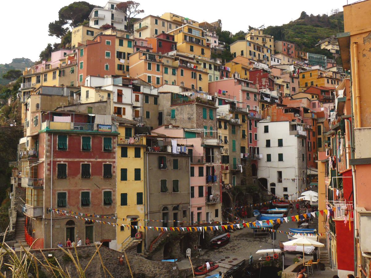 Cinque Terre // Italy