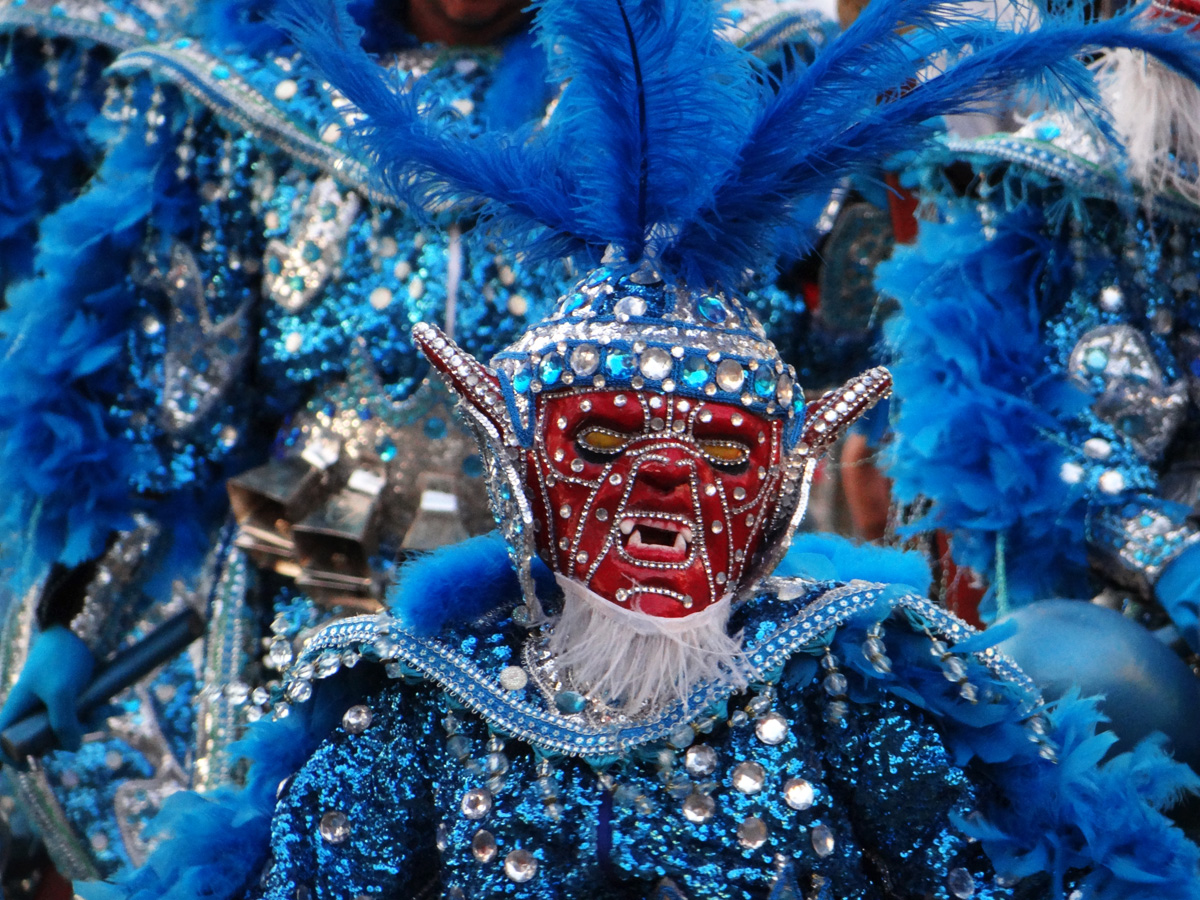 Santo Domingo Carnaval // Dominican Republic