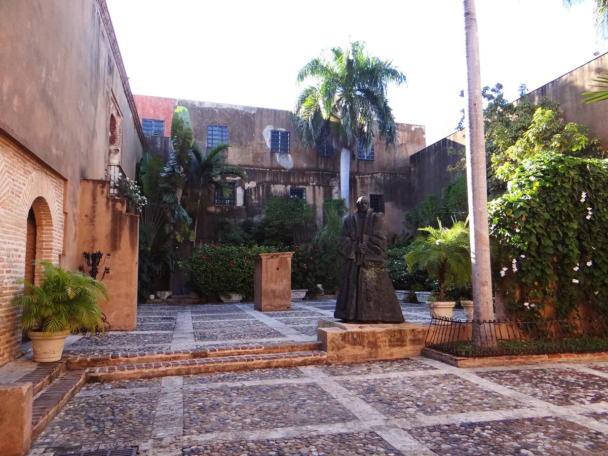 Santo Domingo Museo de las Casas Reales // Dominican Republic