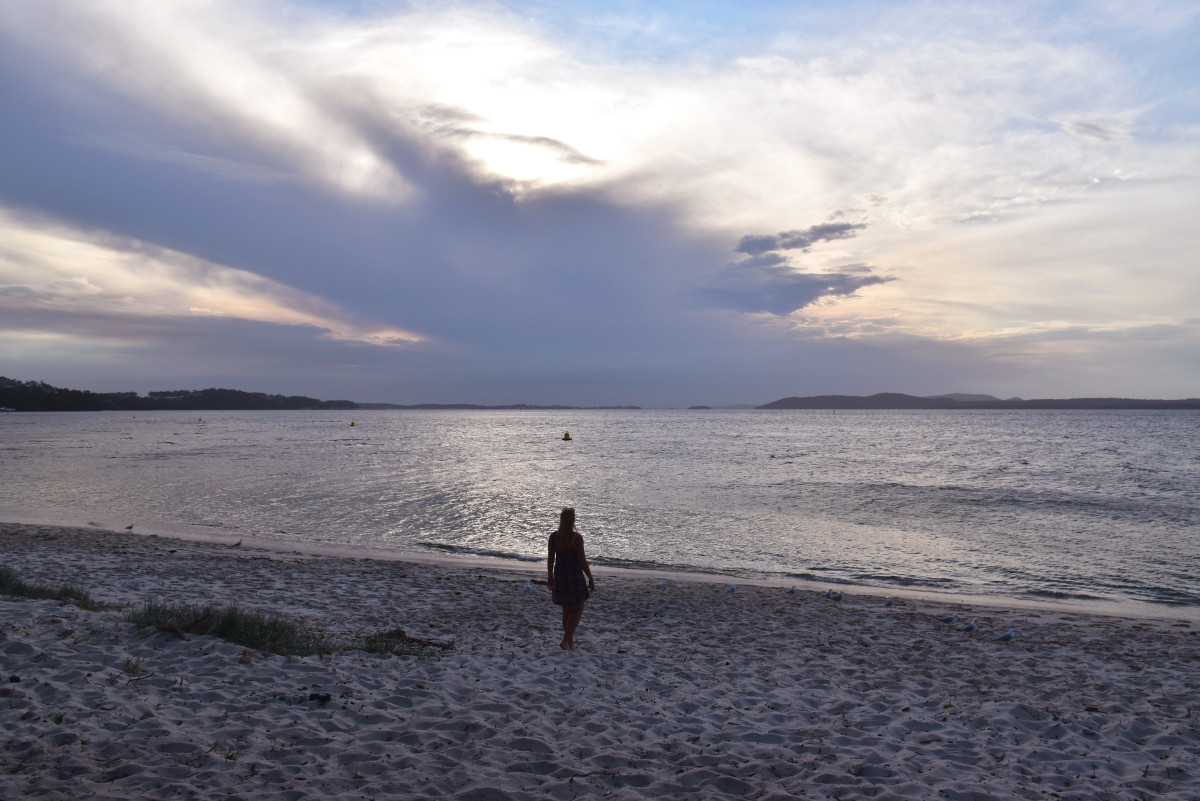 Port Stephens Little Beach // Australia
