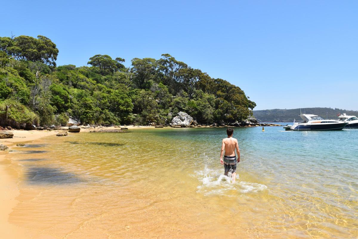 Australia // Kayak Manly Beach