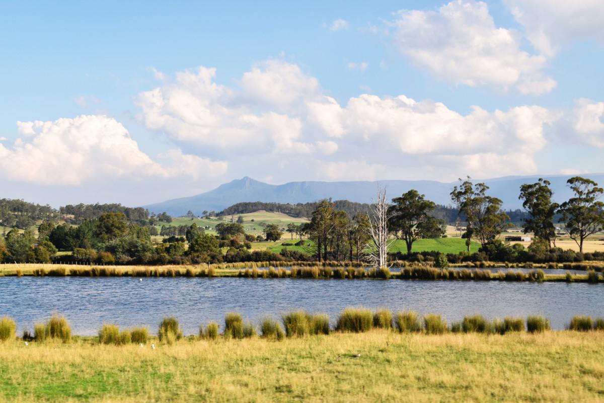 Australia Tasmania Cradle Mountain