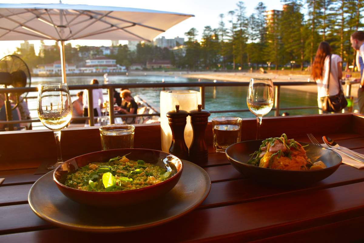 Manly Beach Hugo's Sydney
