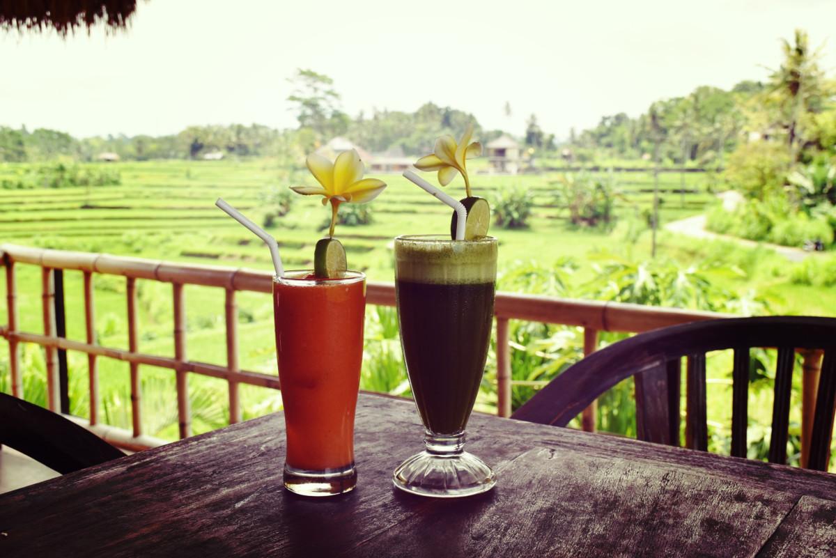 Bali Ubud Spirit Kafe