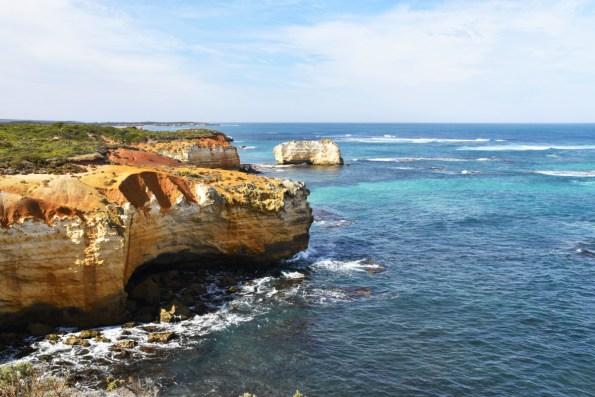 Bay of Islands Coastal Park Victoria Australia