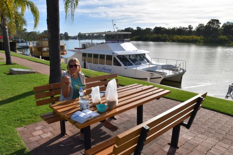 Murray River Mildura Victoria Australia