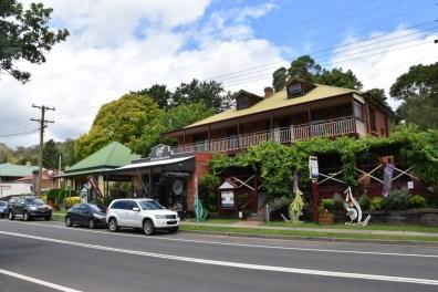 Kangaroo Valley Village New South Wales Australia