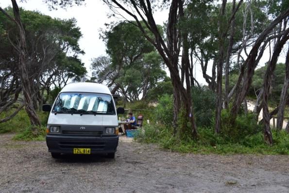 90 Mile Beach Camping Victoria Australia