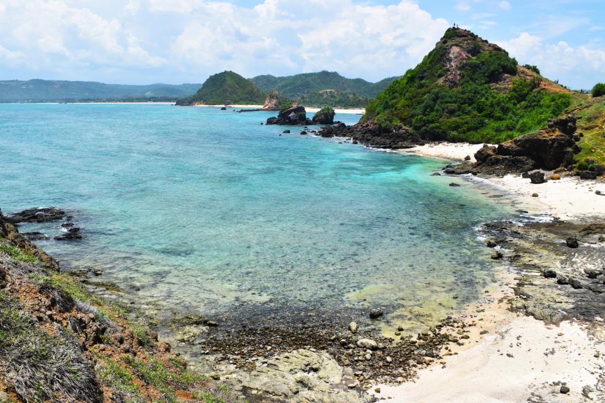 Indonesia Lombok Kuta Beach