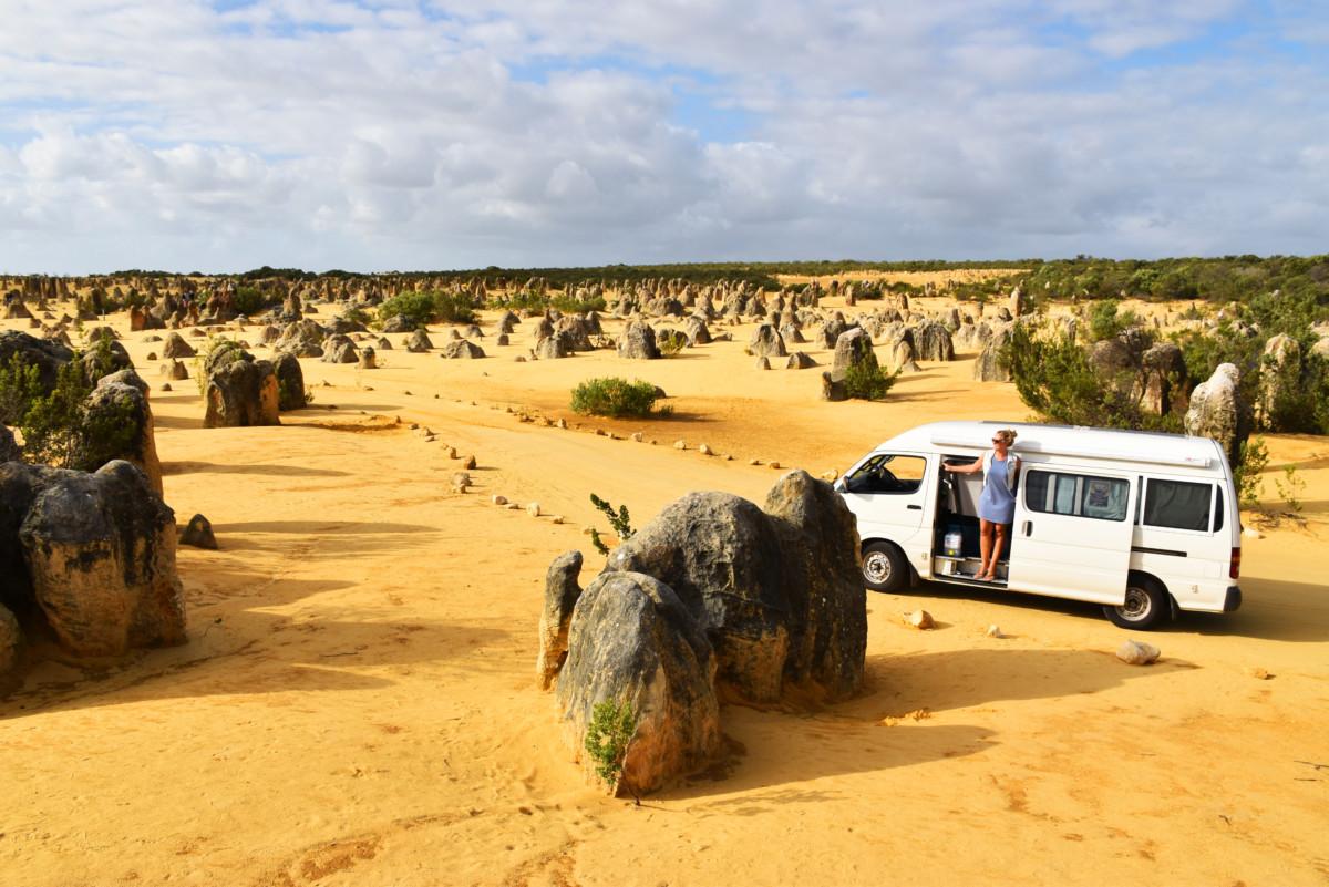 Australia The Pinnacles