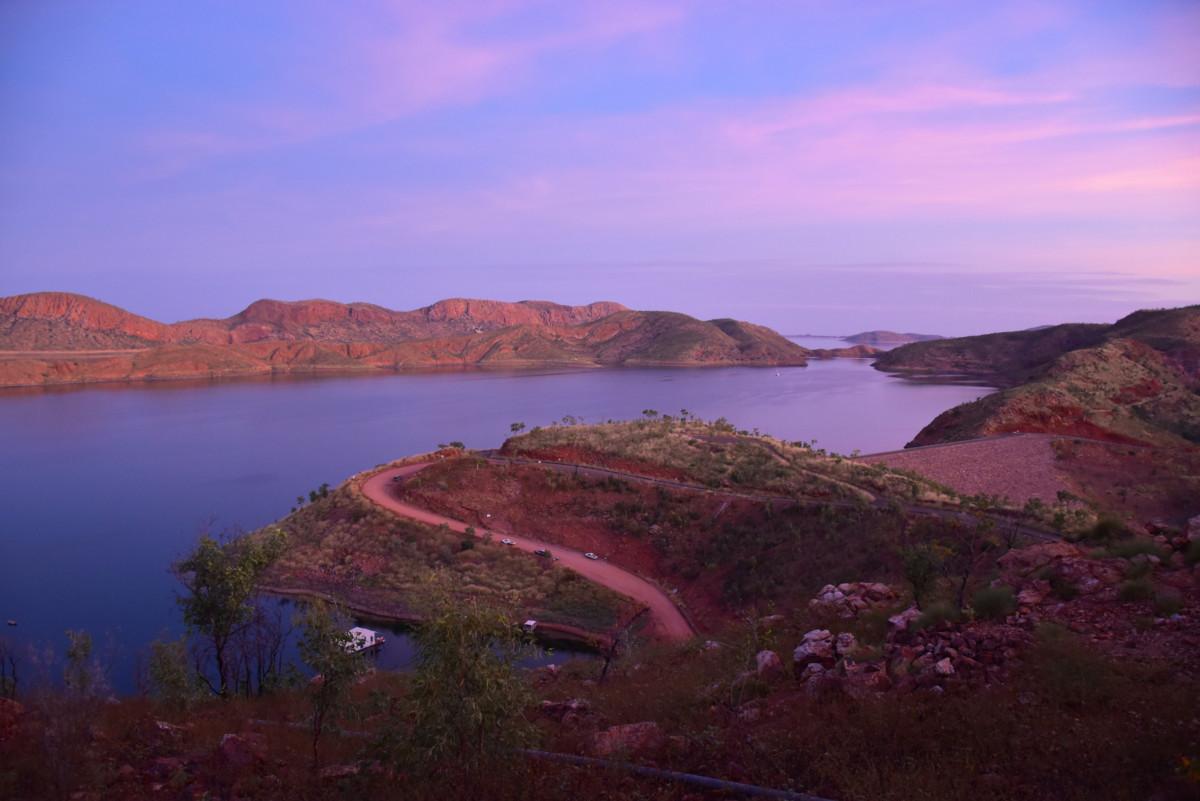 Australia Lake Argyle