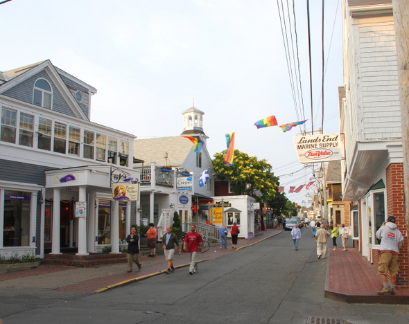 Image result for Commercial Street Provincetown