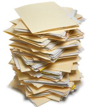 Day #5 – Organize Your Documents