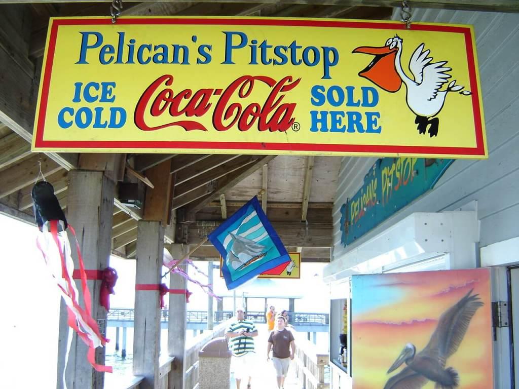 Shop am Hafen von Fort Myers nahe Cape Coral