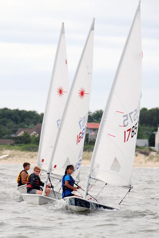 LYC Holds Junior Sailing Regatta Cape Gazette
