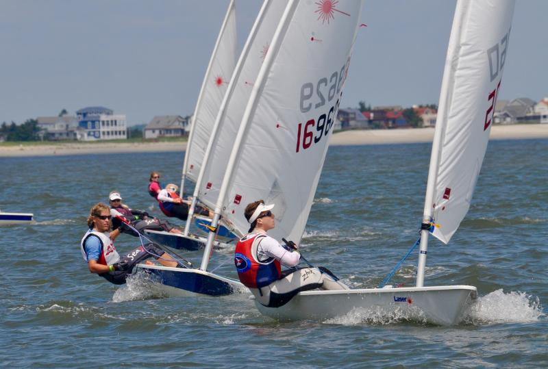 Junior Sailors Take On Delaware Bay Cape Gazette