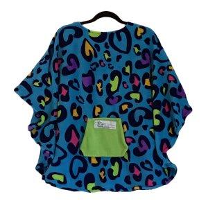 Hospital Gift Child Fleece Poncho