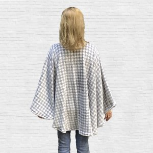 Women's Gift Fleece Poncho