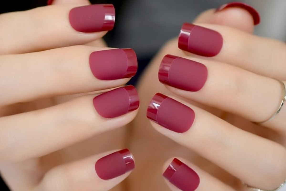 Unghie Rosso Ciliegia La Manicure Per La Primavera In Arrivo