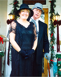 Bob and Linda Steenrod