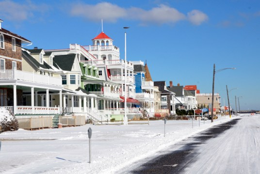 Beach Avenue