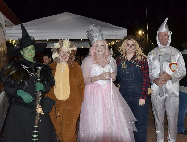 Characters from the Wizard of Oz
