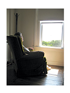 realxing-in-chair