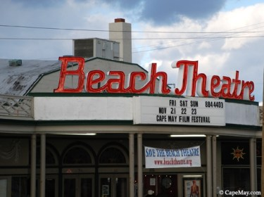 Save the Beach for more Film Festivals. Go to: beachtheatre.org
