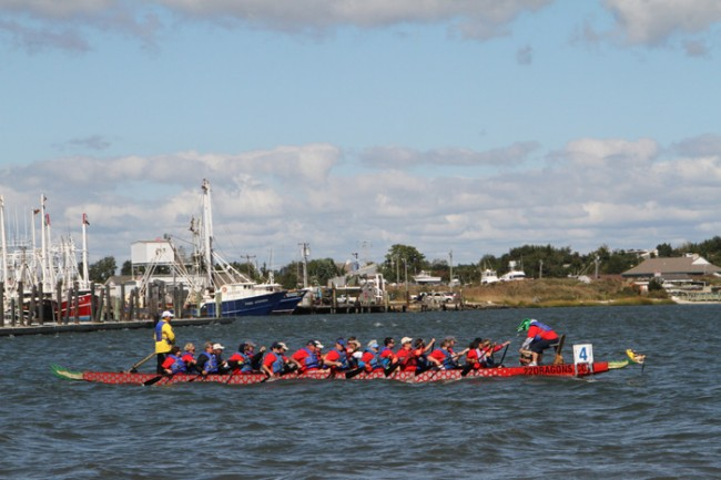 Cape May Dragon Boat Festival