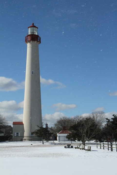 Cape May Lighthouse Picture Of The Day