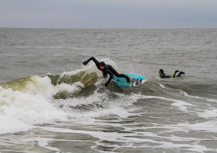 December Surf